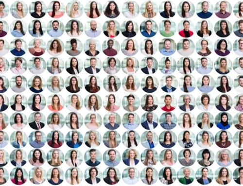 720 Mitarbeiterfotos für HELSANA Versicherungen